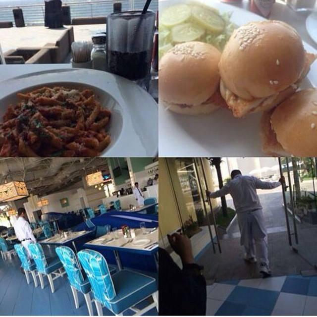 مطعم بلو أوشن جدة
