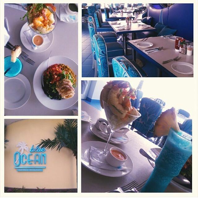 مطعم بلو أوشن بجدة