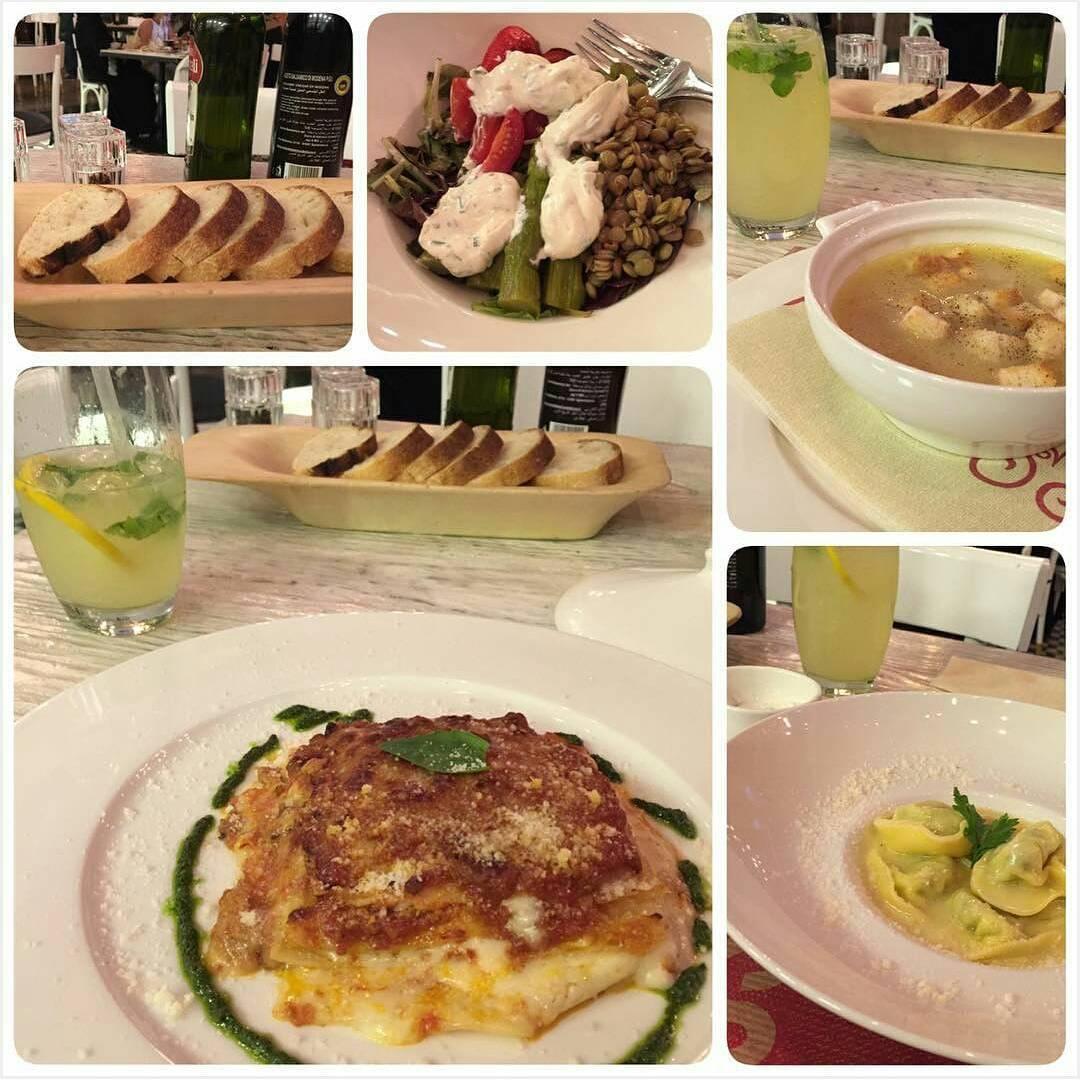 مطعم روسوبومودور الإيطالي جدة
