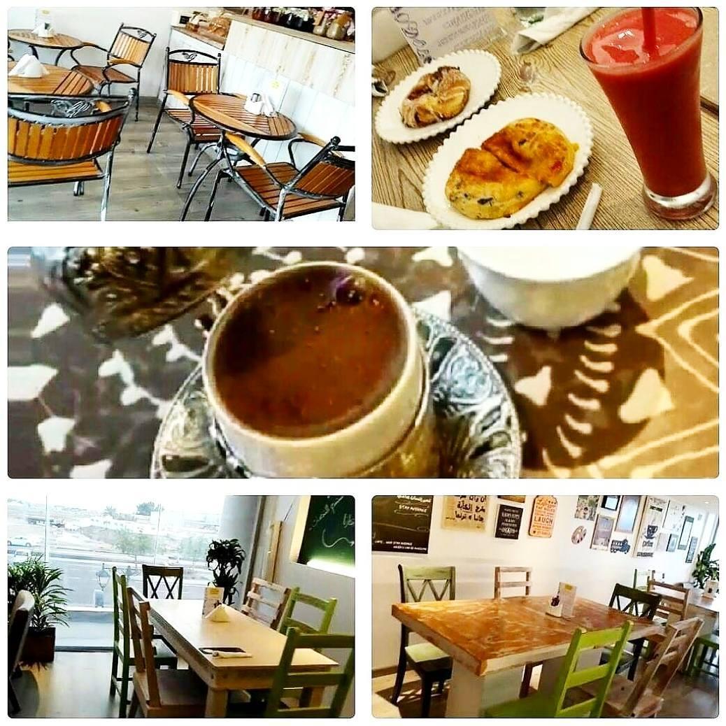 مقهى سارة النسائي في جدة