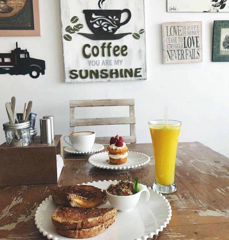 مقهى سارة النسائي جدة