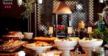 مطعم شبابيك في جدة