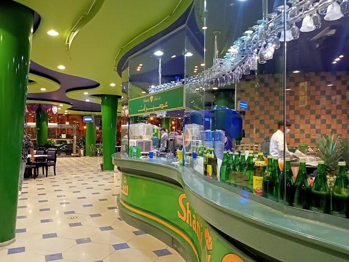 مطعم شامي في جدة