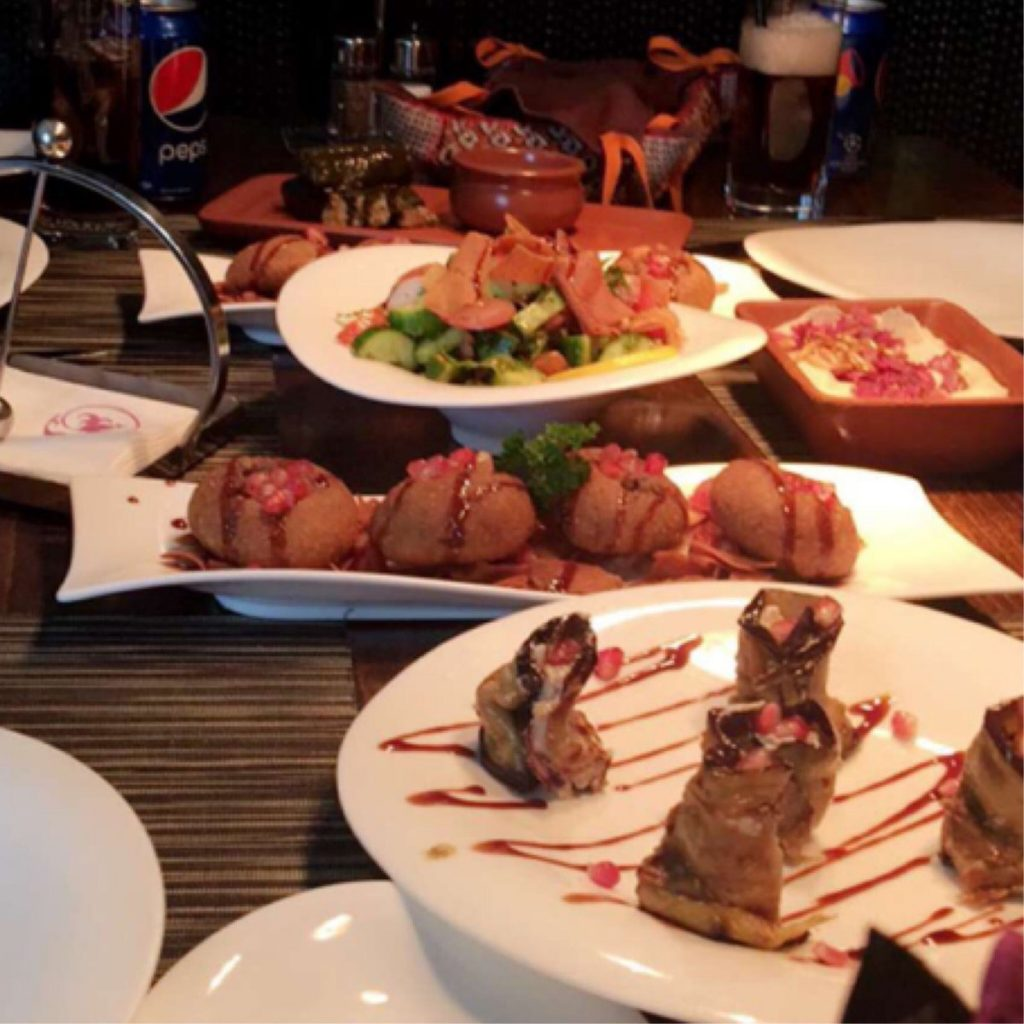 مطعم لوسين جدة