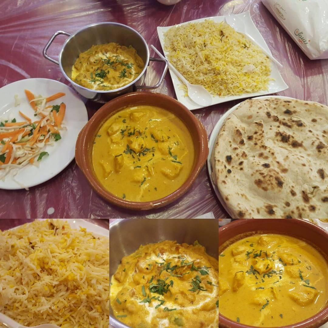 المطعم الهندي لوجين في جدة