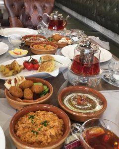 مطعم دار زيد في جدة