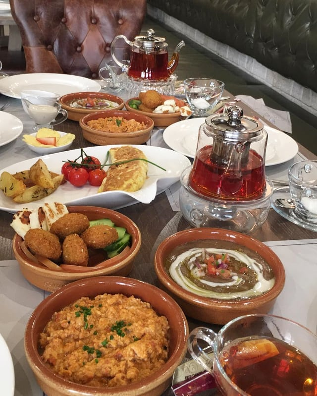 فطور في جدة