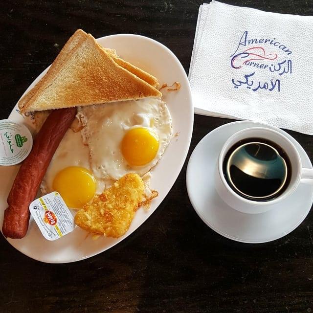 أفضل فطور في جدة