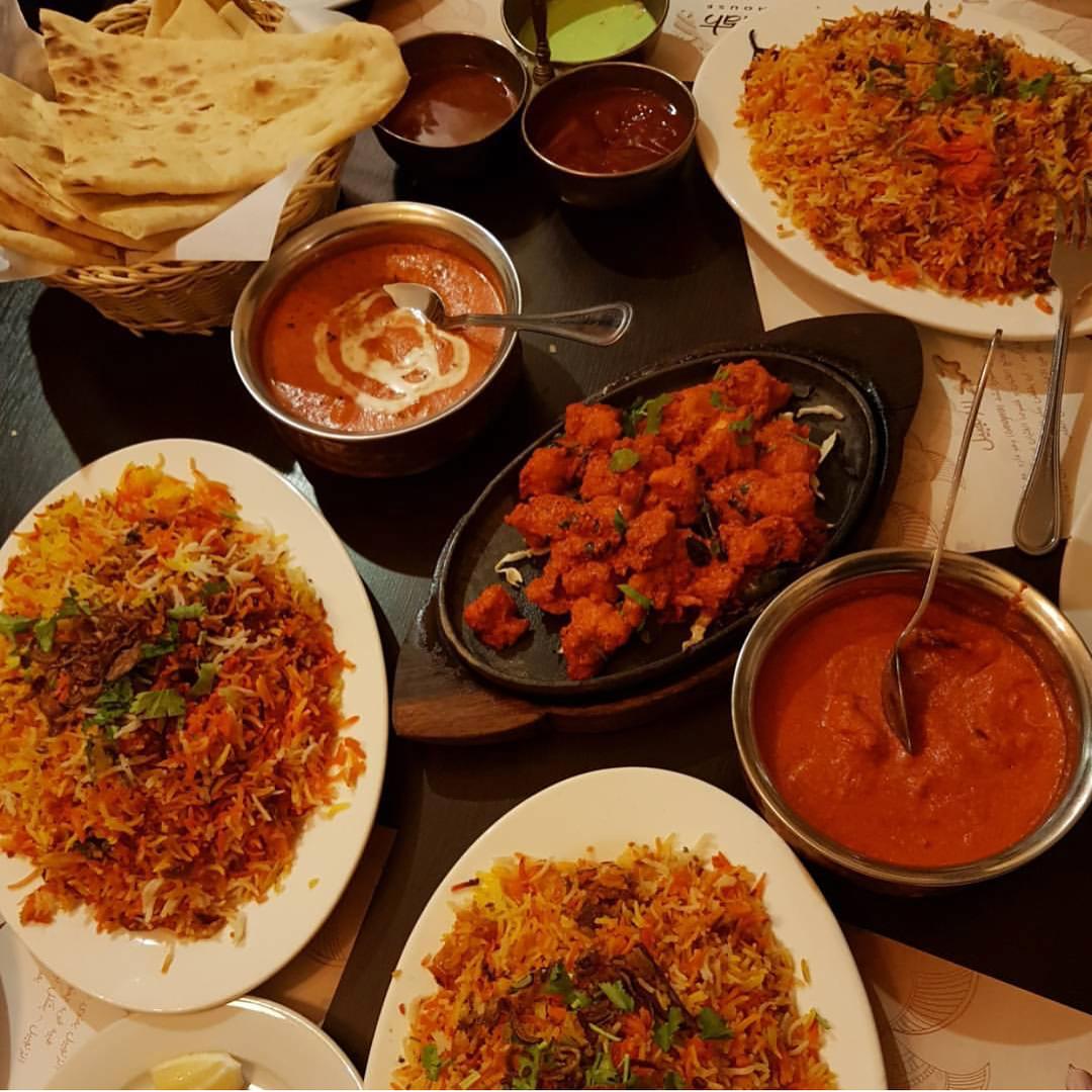 مطعم تكا إكسبرس الهندي في جدة