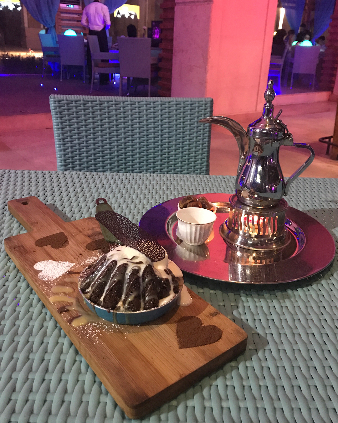 أفضل كافيهات اعمار سكوير في جدة كافيهات جده افضل مقاهي جده