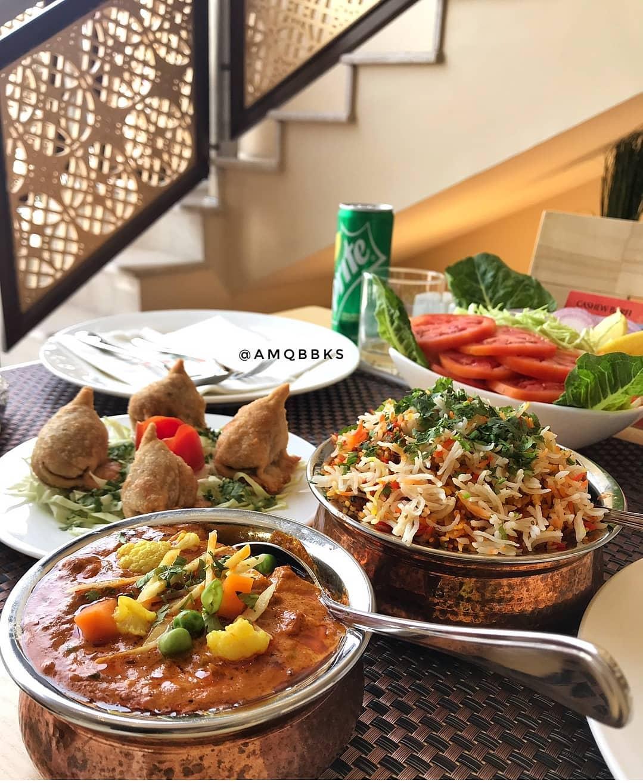 مطعم المذاق الهندي في جدة