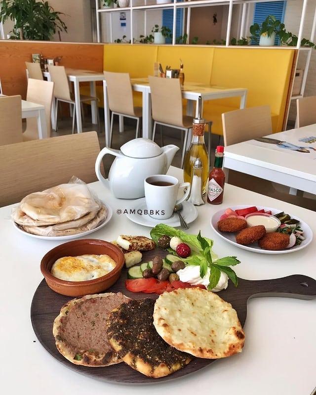 مطعم بيبلوس اكسبريس