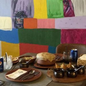 مطعم الكزبرة الخضراء