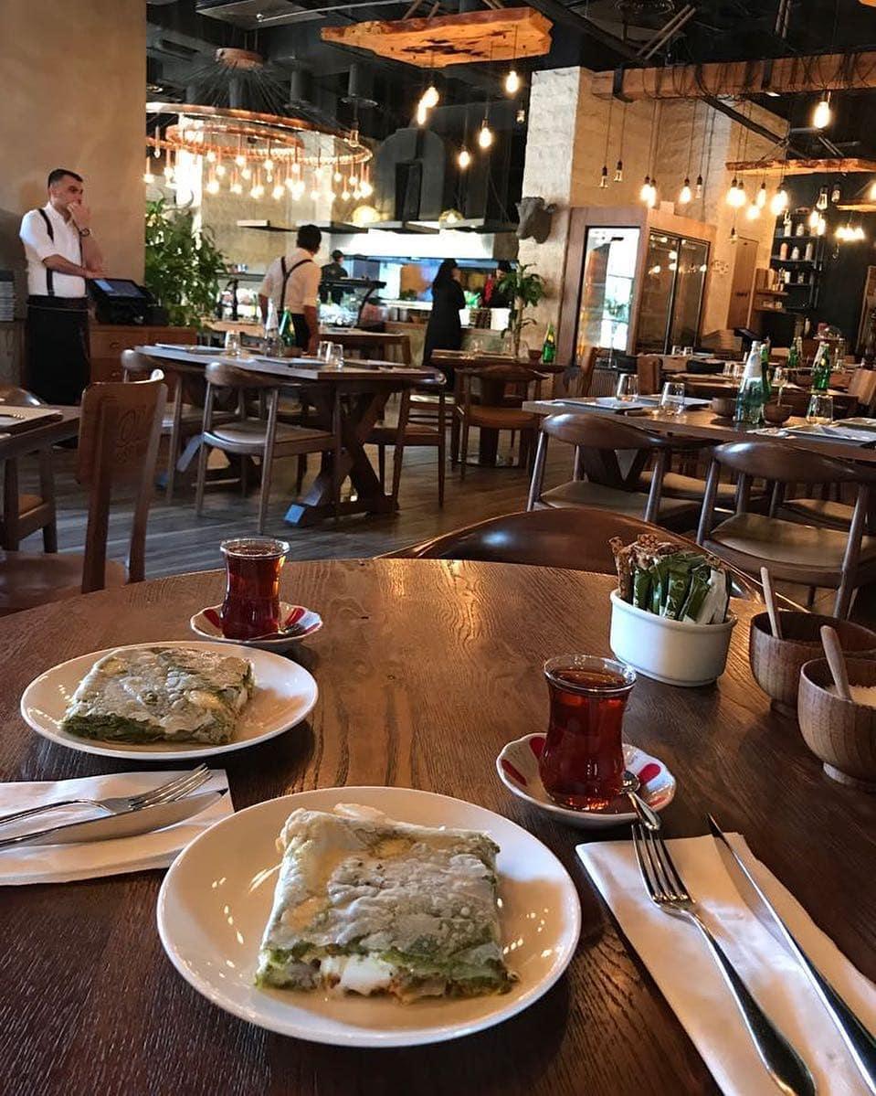 مطاعم حي الروضة في جدة