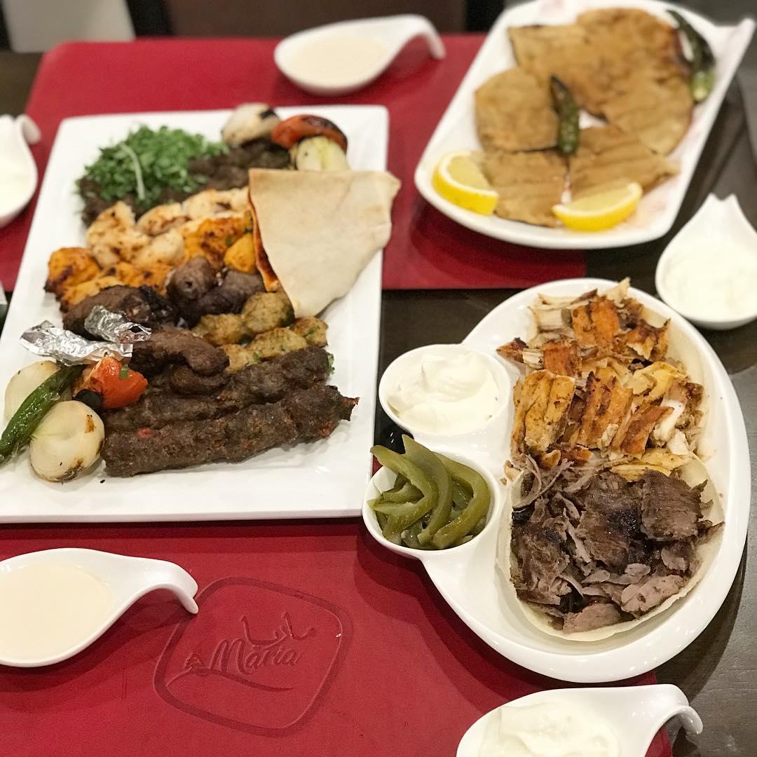 مطعم ماريا اللبناني