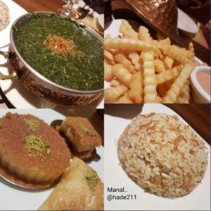 مطعم الدوار المصري في جدة