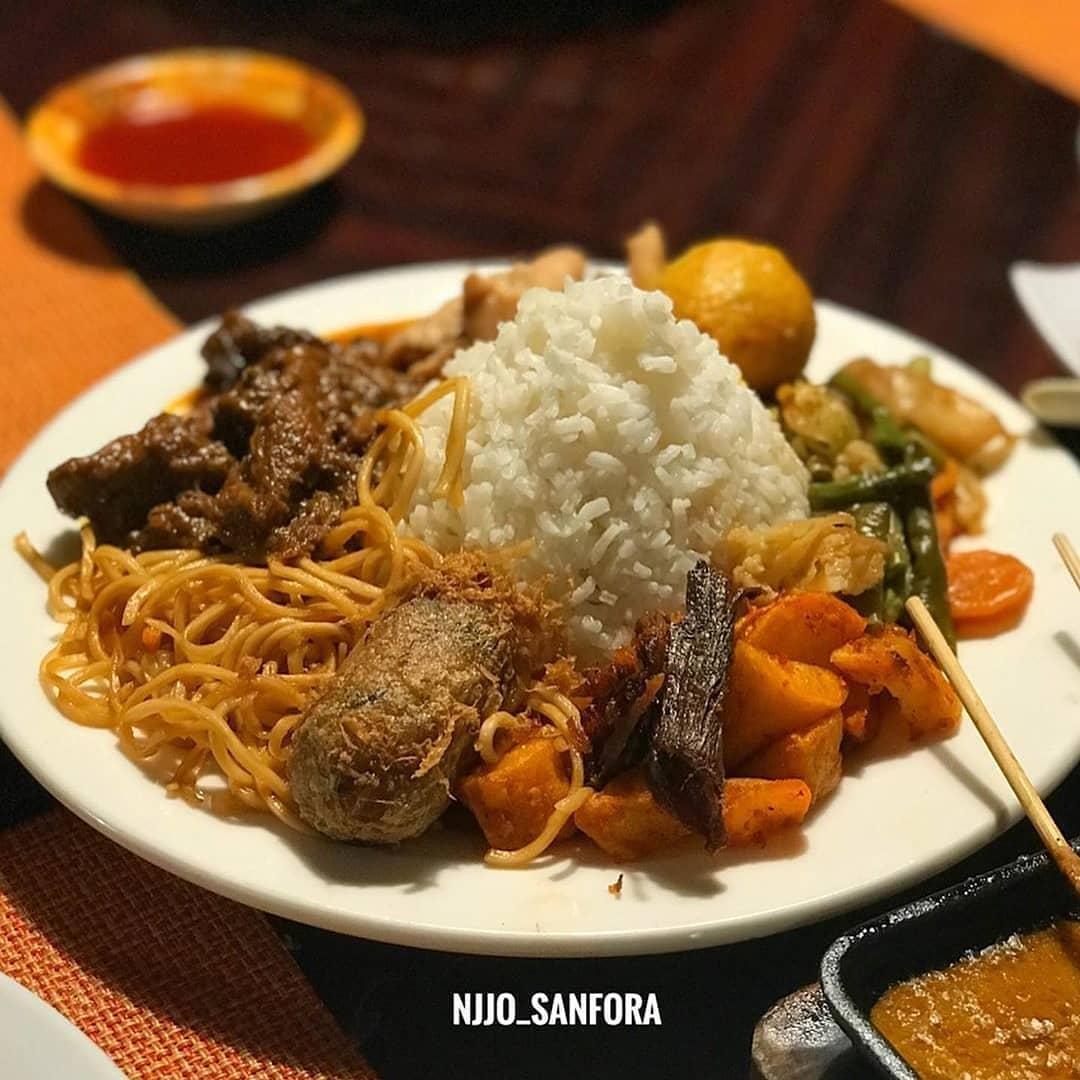 مطعم باتافيا بجدة