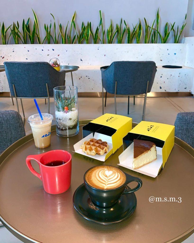 كافيه أزور Azur Coffee الاسعار المنيو الموقع كافيهات جده افضل مقاهي جده