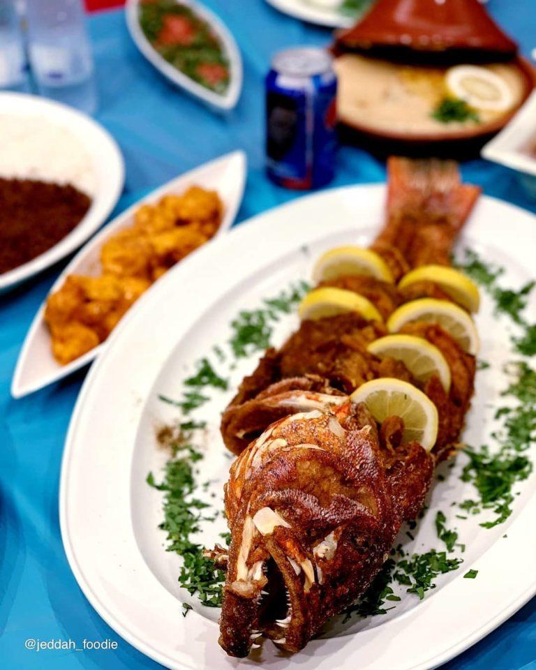 مطاعم سمك جدة