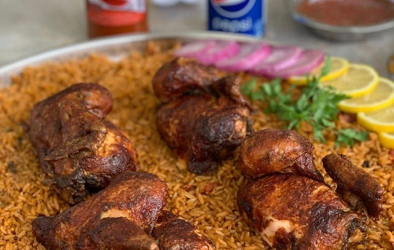 مطعم شواية دار الخليج في جدة