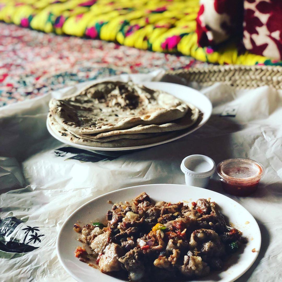 مطعم حصون الحاتمية بجدة