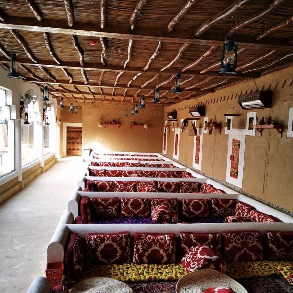 مطعم حصون الحاتمية في جدة