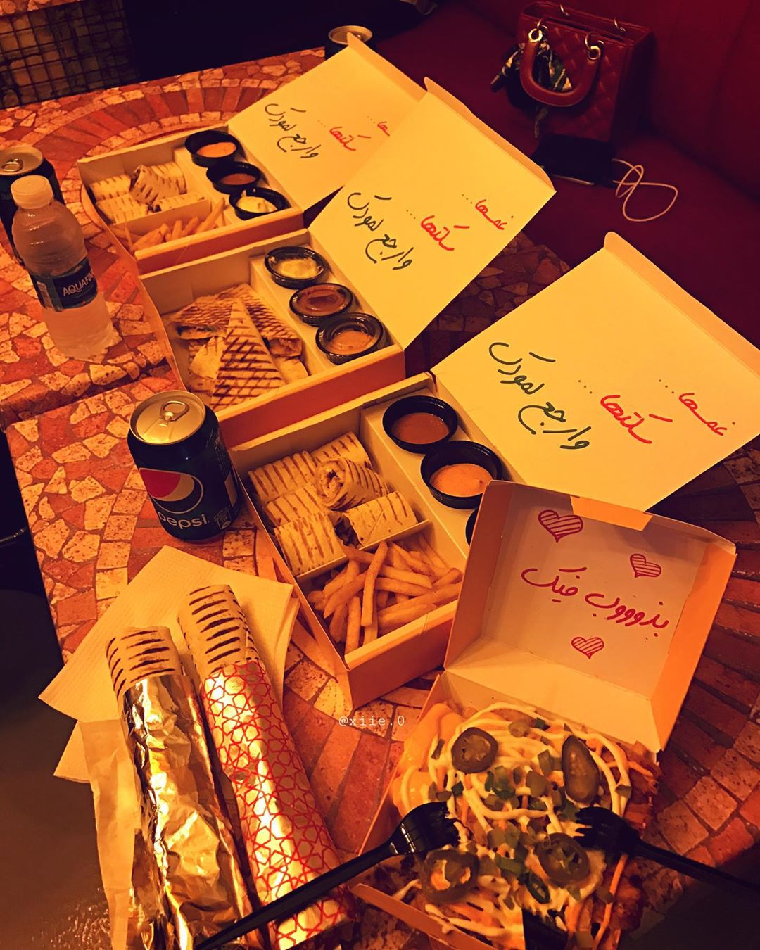 مطعم مترو شاورما في جدة