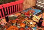 مطعم بابا خان الهندي في جدة