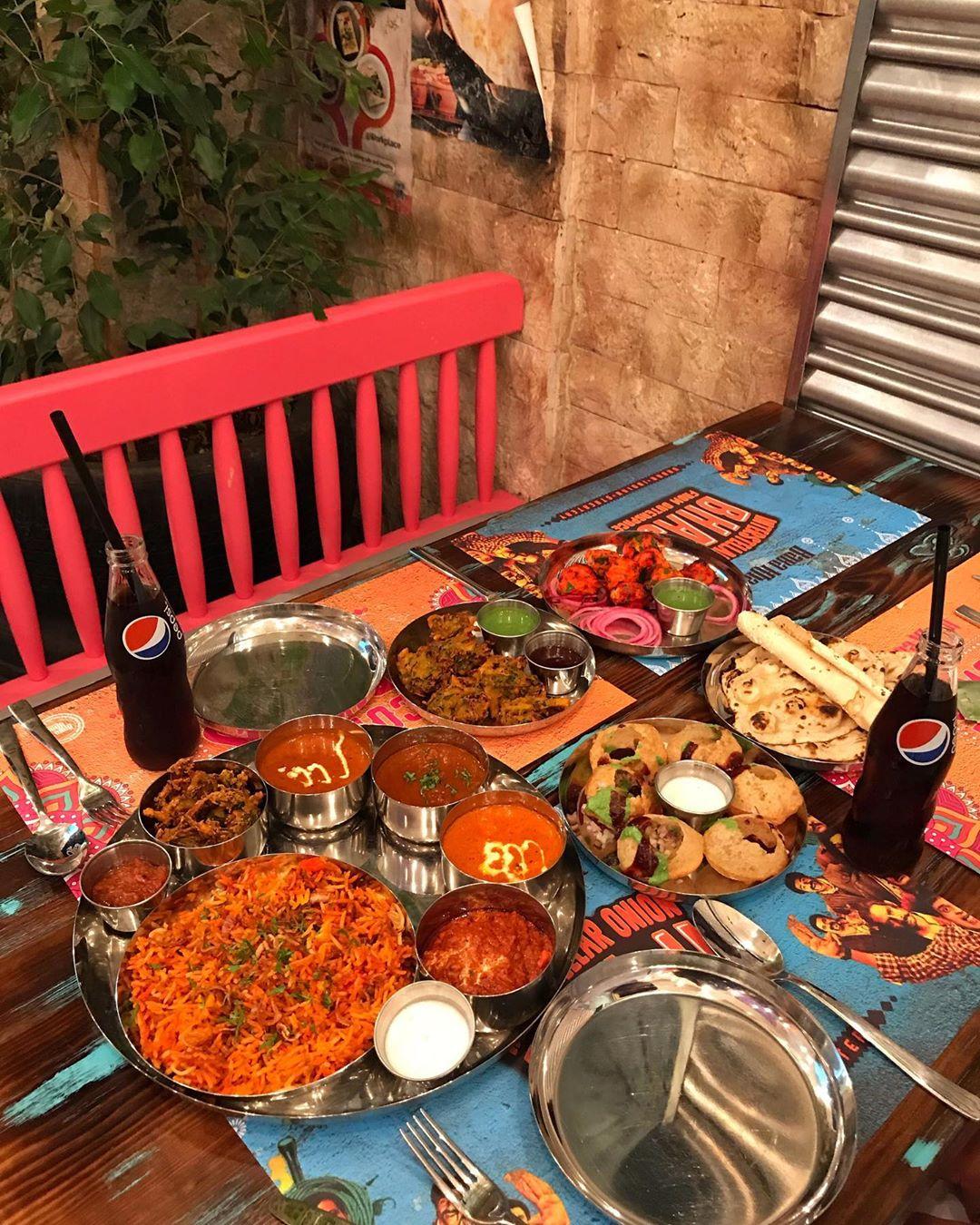 مطعم بابا خان الهندي في جدة السعر المنيو العنوان كافيهات جده افضل مقاهي جده