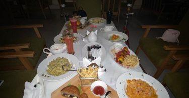 مطعم جالا لاونج في جدة