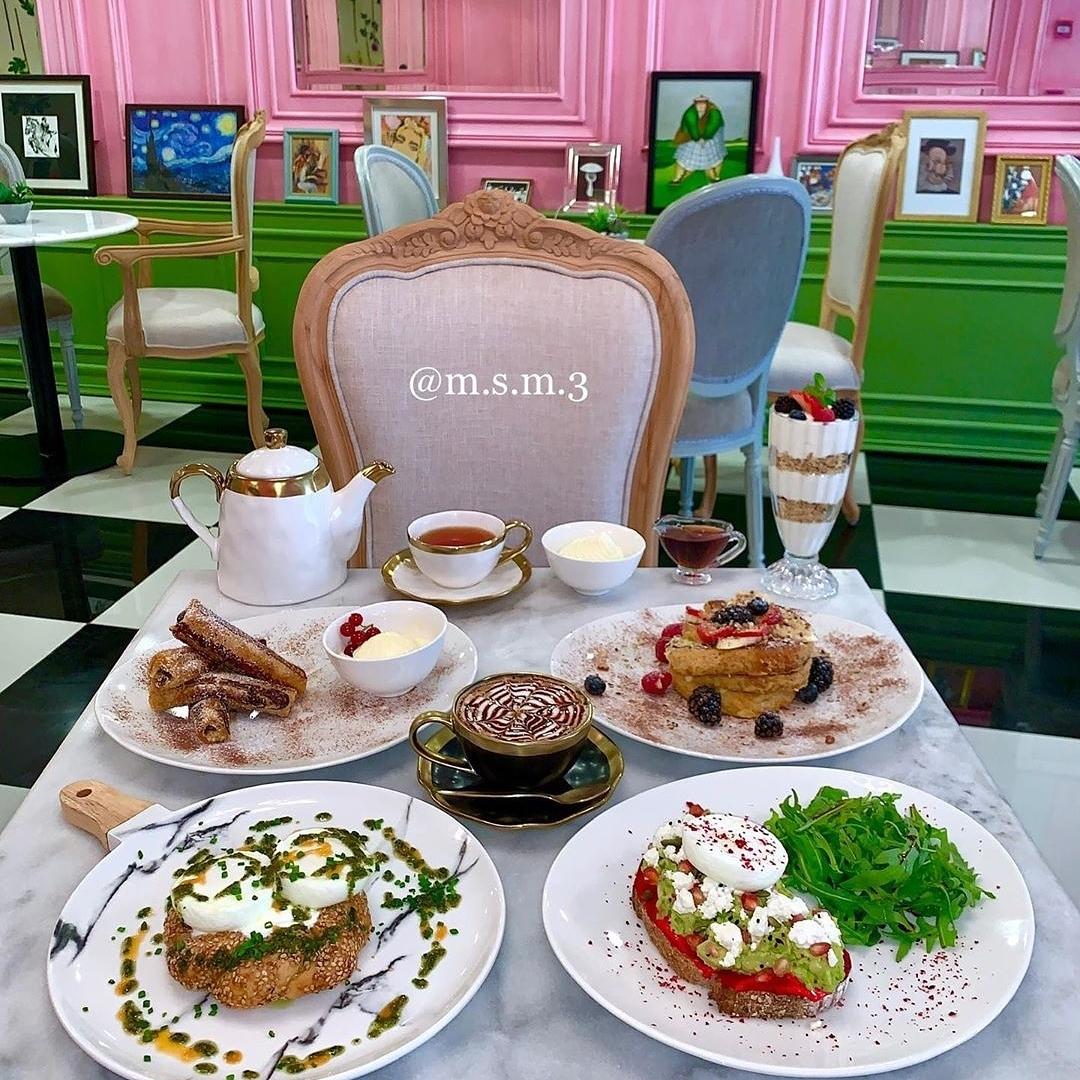 مطعم الشرافة جورمية في جدة