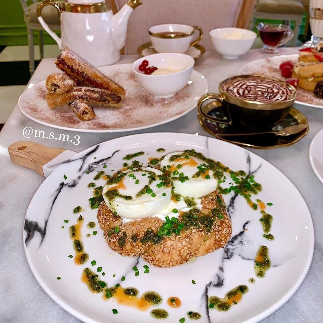 مطعم الشرافة جورمية جدة