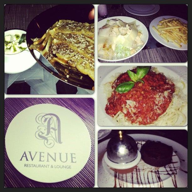 مطعم افينيو 9