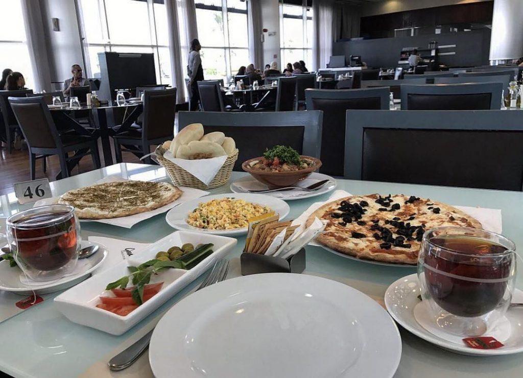 مطعم لبناني بجدة