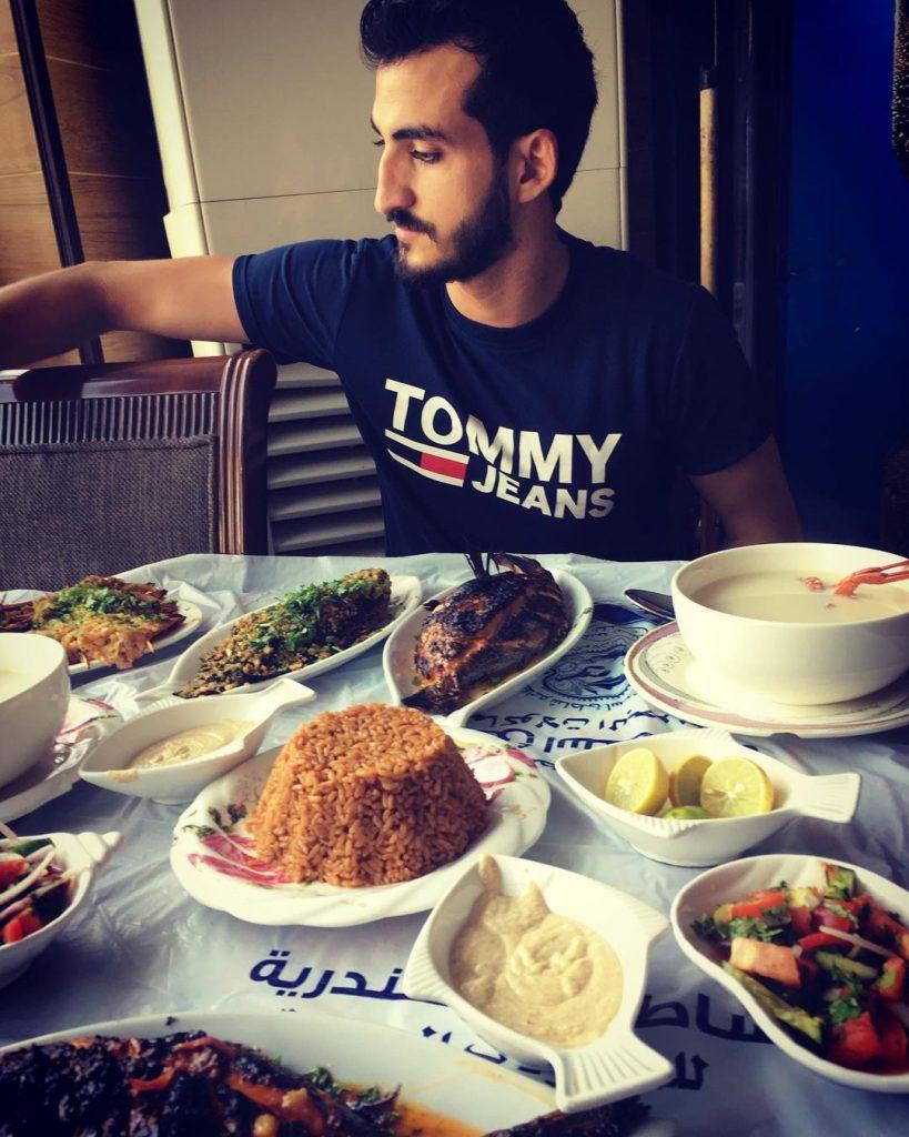 مطاعم شاطئ الإسكندرية للمأكولات البحرية