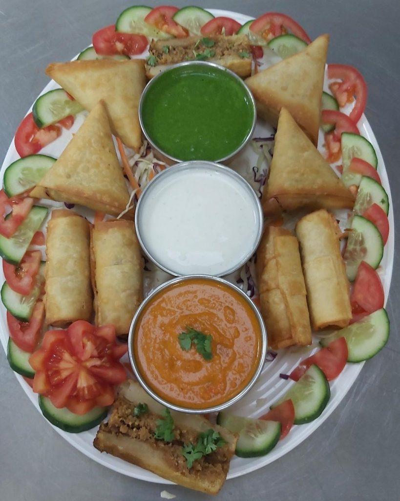 راج المطعم الهندي الفاخر