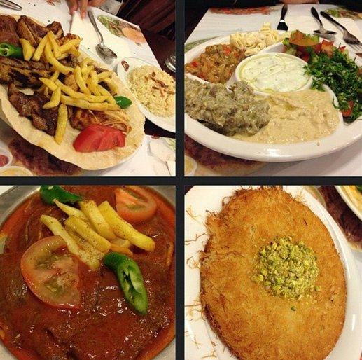 مطعم ومشويات اسطنبولي