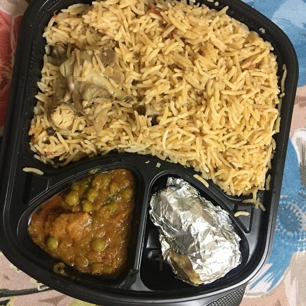 مطعم اسلام آباد جدة