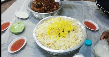 مطعم مطبخ التضامن الراقي جدة
