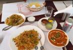 مطعم باب الهند جدة