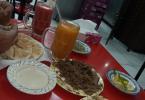 مطعم الربيع ملك المانجا جدة