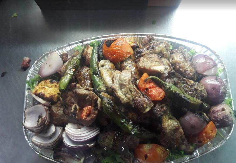 مطعم كبابجي الرفاعي جدة