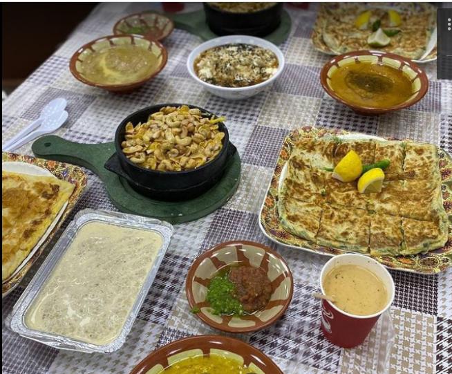 مطعم معصوب عم صالح جدة