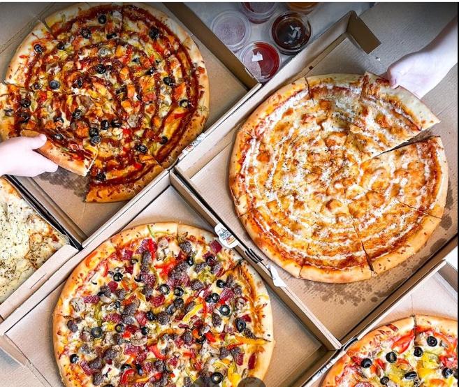 مطعم لوكوز بيتزا جدة