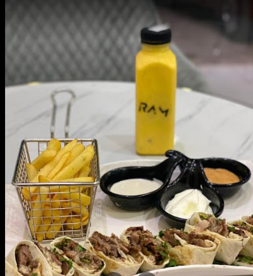 مطعم شاورما رام جدة