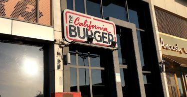 مطعم كالفورنيا برجر جدة