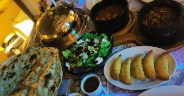 مطعم القرية اليمنية جدة