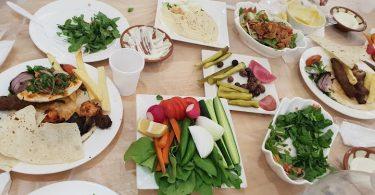 مطعم الوزان في جدة