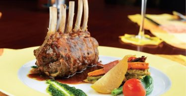 مطعم كروان جريل