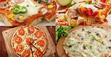 مطعم أرض البيتزا جدة